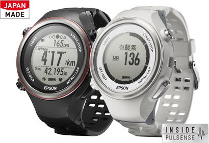 f71afbff02 プリンターなどPC周辺機器で有名なepson(エプソン)より、GPSを搭載したスポーツウォッチ「WristableGPS (リスタブルジーピーエス)」シリーズの新製品「SF-850PB」 ...